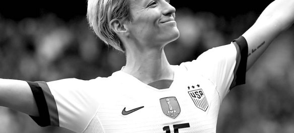 megan rapinoe reading list