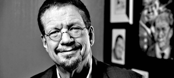 penn jillette reading list