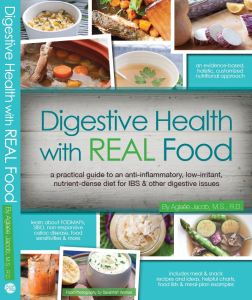 "My book DHwRF, commonly referred to as the ""digestion bible"" ;)"