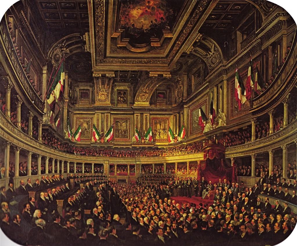 La storia e la biografia seconda parte radici digitali for Concorsi parlamento italiano 2017