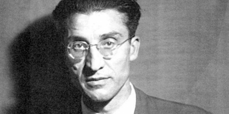 Cesare Pavese (1908-1950).
