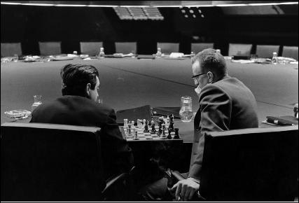 Kubrick era anche un grande appassionato di scacchi
