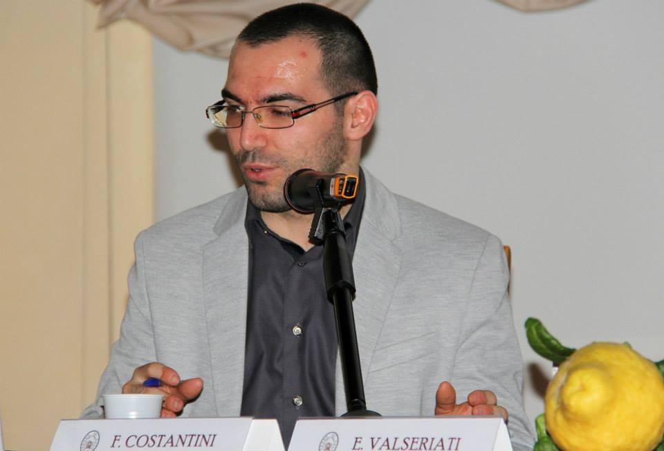 Lo storico Fabrizio Costantini. Nell'immagine di copertina invece l'assalto ai forni nei Promessi Sposi