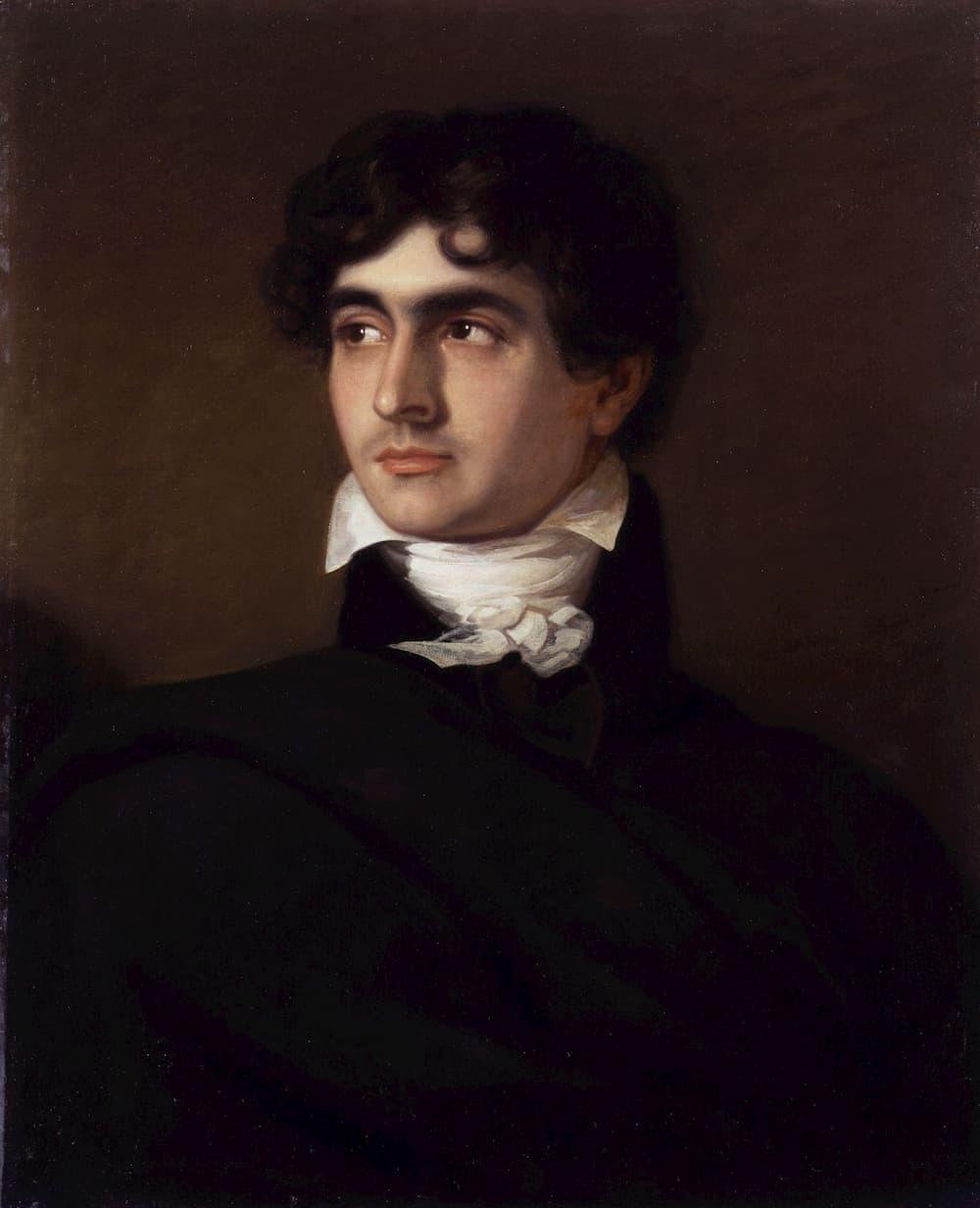 John William Polidori. Immagine reperibile a