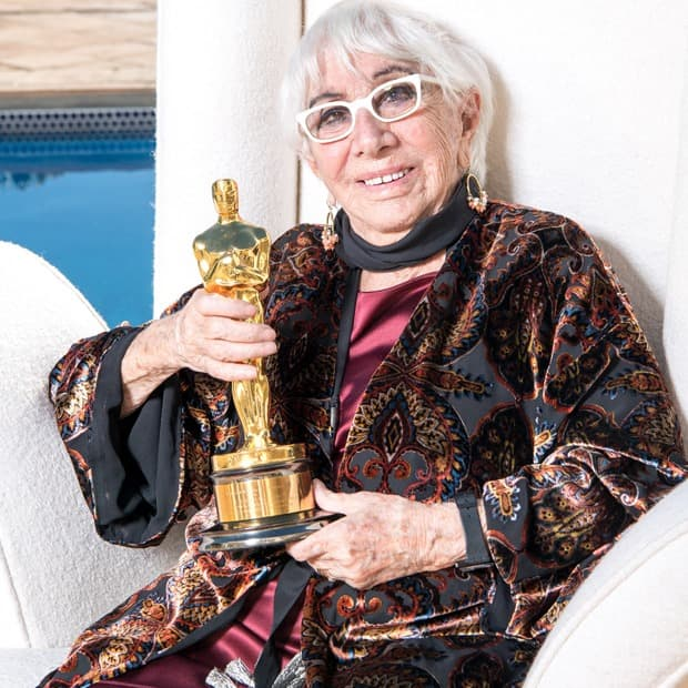 Lina Wertmuller. Immagine reperibile a questa URL