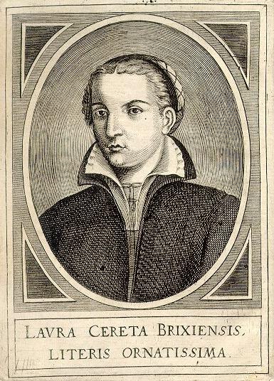 La scrittrice Laura Cereta 1469-1499)