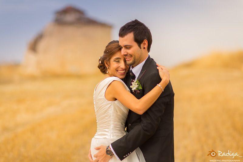 Fotografía de boda en Valladolid