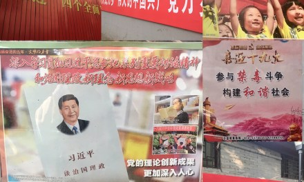 Xi Writes Himself into the Narrative of China's Modern Rejuvenation