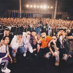 Is Chinese Hip-Hop's Honeymoon Over? Rap Crew HHH Quits Modern Sky