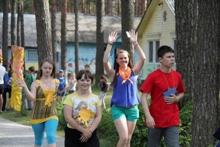 В летнем оздоровительном лагере «Новокемп» — жизнь в движении!