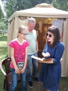Увлекательные Дни чтения прошли в детском лагере «Новокемп»