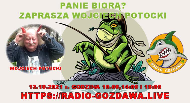 Wojciech Potocki – Panie, biorą? #1