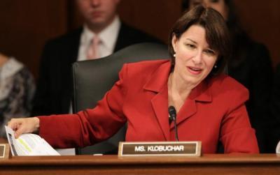 Carta a la Senadora Amy Klobuchar y La Ley de Libertad para Exportar a Cuba.