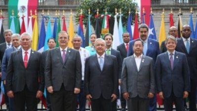La CELAC por una integración latinoamericana sin la tutela de EEUU