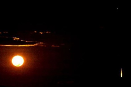 boule feu Australie