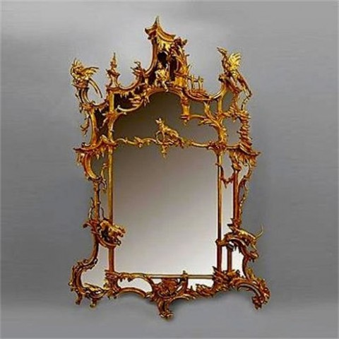La catoptromancie (miroir)