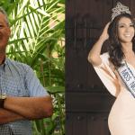 Berenice Quezada Miss Nicaragua 2017 y Oscar Sobalvarro, la fórmula presidencial de CxL