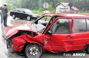 aksident fatal kercove