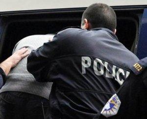 policia kosova arrestimi