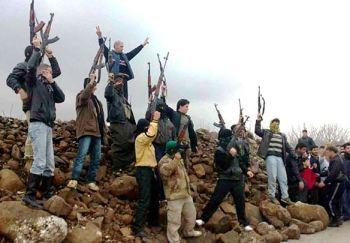 lufta siria shehid
