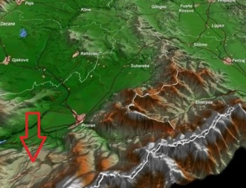 kosova-harta-pllajnik