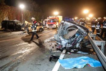 aksident selanik greqi