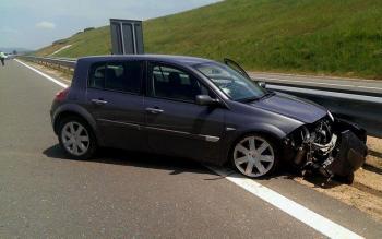 aksident autostrada ibrahim rugova