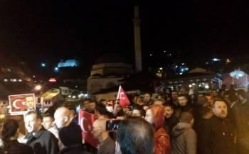 zgjedhjet turke kremtimi ne prizren