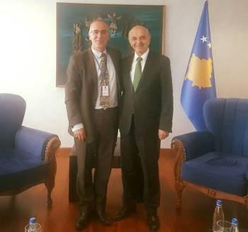 Selim Kryeziu, kandidat i LDK-së për kryetar të Dragashit