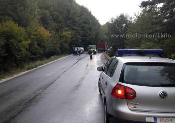 Aksident trafiku në Trokan – Lëndohen disa persona!