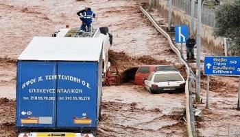 Bilanc tragjik nga përmbytjet në Greqi – Humbin jetën 15 persona!