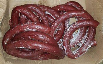 Konfiskohen 350 kg. nënprodukte të mishit (Foto)