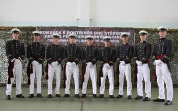 Diplomoi gjenerata 2018 e kadetëve të FSK-së