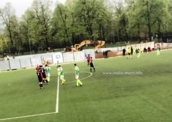 Rrahje në ndeshjen, Opoja – Vëllazëria!