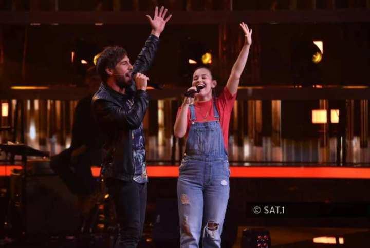 """Rrezja nga Opoja shkëlqen në """"The Voice Kids"""" në Gjermani (Video)"""
