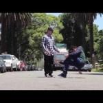 ストリート系ダンス: アニメーション/ロボット/ポッピン