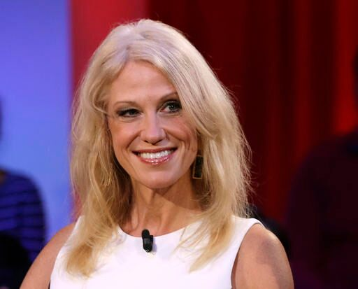 Trump names Kellyanne Conway as counselor to the president