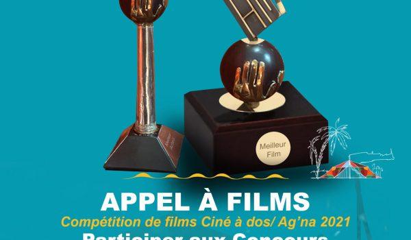 Lancement Appel à Films Ciné à Dos 2021