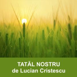 TATĂL NOSTRU   Pastor Lucian Cristescu