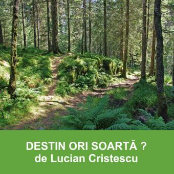 DESTIN ORI SOARTĂ ? | Pastor Lucian Cristescu