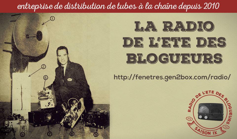 Radio des blogueurs saison VI 6