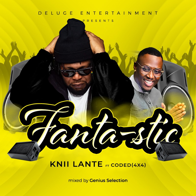 Knii Lante - Fantastic feat. Coded (4X4)