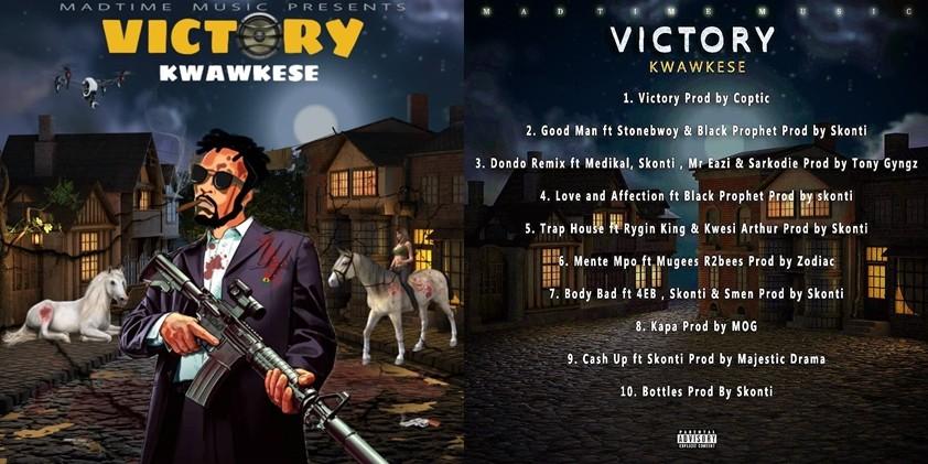 Kwaw Kese's'Victory' Album Radiates Confidence