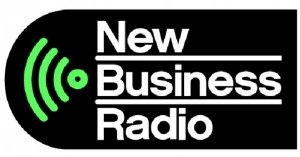 logo new business radio
