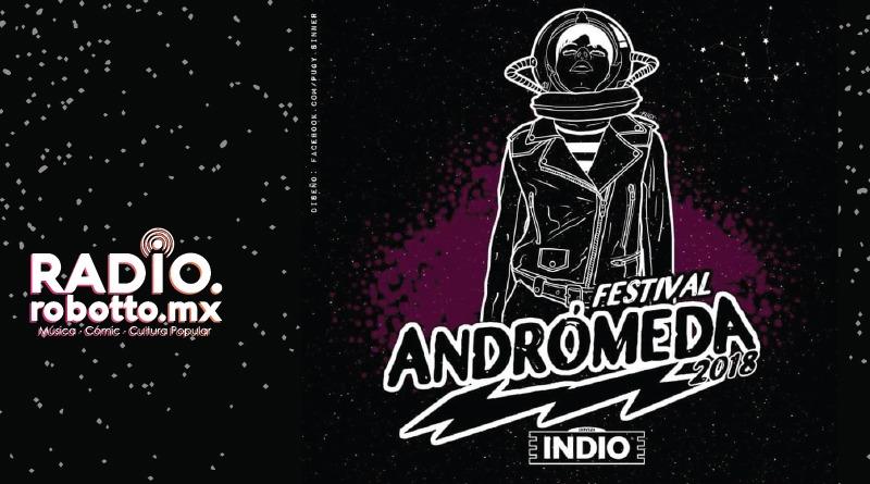 El Festival Andrómeda