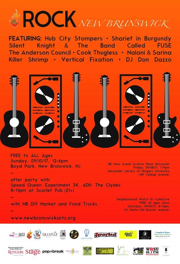 ROCK NB poster