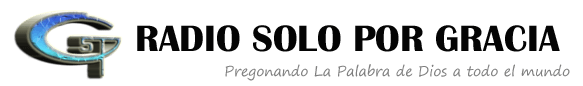 Radio Cristiana Solo Por Gracia