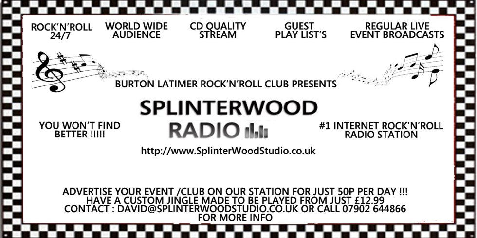Advertise With SplinterWood Radio