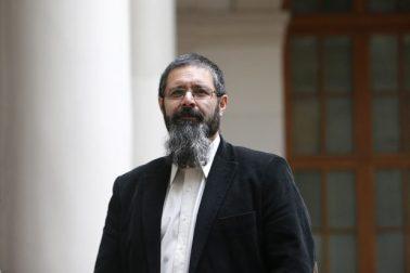 El abogado y coordinador de la cátedra de Derechos Humanos de la Universidad de Chile, Claudio Nash. Foto: Universidad de Chile.