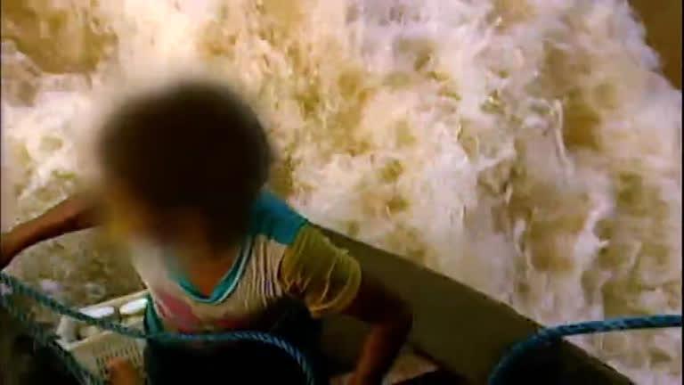 Pesquisa discute o trabalho infantil nos rios do Marajó